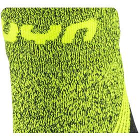 UYN Run Super Fast Skarpetki Mężczyźni, żółty